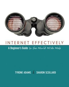Internet Effectively: A Beginner's Guide to the World Wide Web-cover