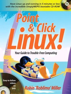 Point & Click Linux!-cover