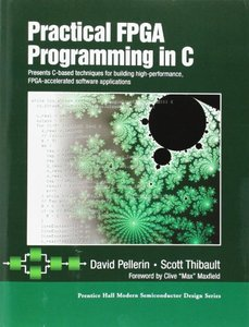 Practical FPGA Programming in C (Hardcover)-cover