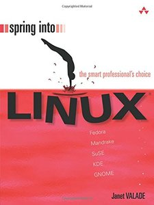 Spring Into Linux-cover