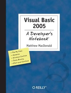 Visual Basic 2005: A Developer's Notebook-cover