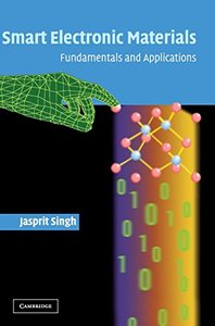 Smart Electronic Materials: Fundamentals and Applications-cover
