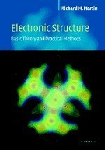Electronic Structure: Basic Theory and Practical Methods-cover
