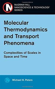 Molecular Thermodynamics and Transport Phenomena-cover