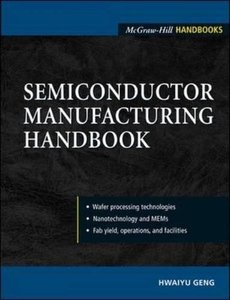 Semiconductor Manufacturing Handbook-cover