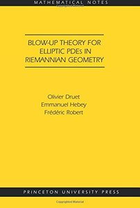 Blow-up Theory for Elliptic PDEs in Riemannian Geometry
