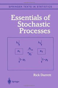 Essentials of Stochastic Processes-cover