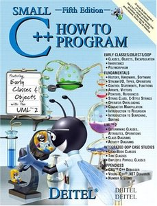 Small C++ How to Program, 5/e (IE-Paperback)-cover