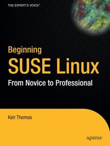 Beginning SUSE Linux: From Novice to Professional (Paperback)-cover