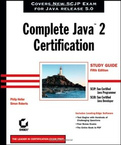 Complete Java 2 Certification Study Guide, 5/e (Paperback)-cover