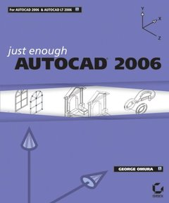 Just Enough AutocCAD 2006 (Paperback)-cover