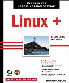 Linux+ Study Guide, 3/e (EXAM: XKO-002)(Paperback)-cover