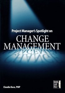 Project Manager's Spotlight On Change Management-cover