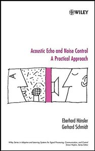 Acoustic Echo and Noise Control: A Practical Approach (Hardcover)-cover