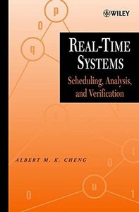Real-Time Systems: Scheduling, Analysis, and Verification (Hardcover)-cover