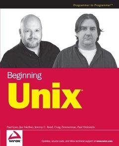 Beginning Unix-cover
