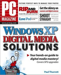 PC Magazine Windows XP Digital Media Solutions-cover