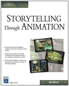 Storytelling Through Animation (Paperback)-cover