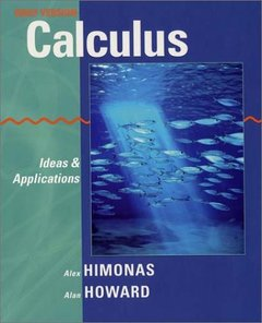 Calculus: Ideas and Applications (Hardcover)-cover