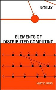 Elements of Distributed Computing-cover