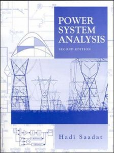 Power System Analysis, 2/e (Paperback)-cover