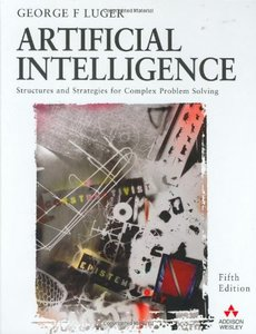 Artificial Intelligence: Structures and Strategies for Complex Problem Solving, 5/e-cover