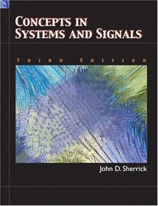 Concepts in Systems and Signals, 2/e (Paperback)-cover