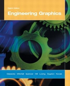 Engineering Graphics, 8/e (Hardcover)-cover