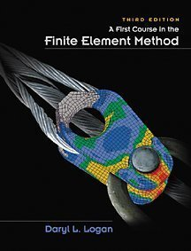 A First Course in the Finite Element Method, 3/e-cover