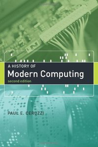 A History of Modern Computing, 2/e-cover