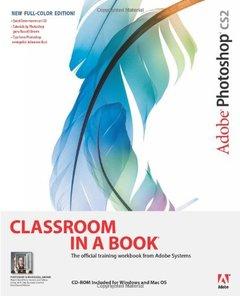 Adobe Photoshop CS2 Classroom in a Book-cover