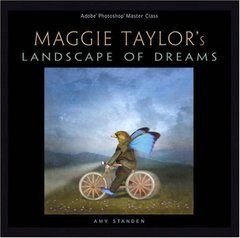 Adobe Photoshop Master Class: Maggie Taylor's Landscape of Dreams-cover