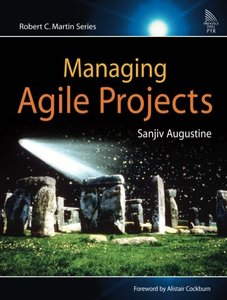 Managing Agile Projects (Paperback)-cover