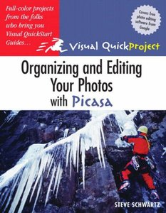 Organizing and Editing Your Photos with Picasa: Visual QuickProject Guide-cover