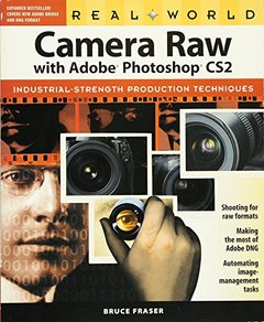 Real World Camera Raw with Adobe Photoshop CS2 (Paperback)-cover