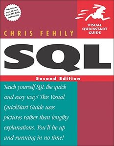 SQL: Visual QuickStart Guide, 2/e-cover