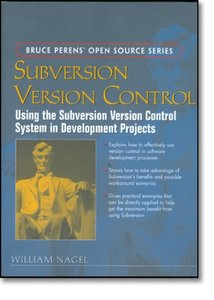 Subversion Version Control: Using the Subversion Version Control System in Development Projects-cover