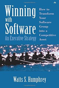 Winning with Software: An Executive Strategy[Paperback]-cover