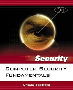 Computer Security Fundamentals (Paperback)-cover