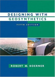 Designing with Geosynthetics, 5/e-cover