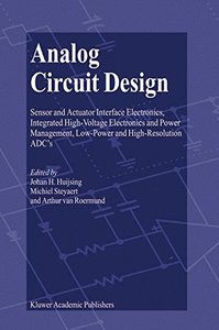 Analog Circuit Design-cover