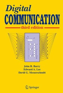 Digital Communication, 3/e (Hardcover)-cover