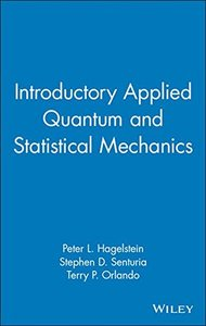 Introductory Applied Quantum and Statistical Mechanics-cover