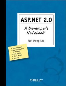 ASP.NET 2.0: A Developer's Notebook-cover
