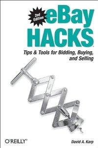 eBay Hacks, 2/e-cover