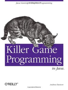 Killer Game Programming in Java (Paperback)-cover
