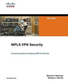 MPLS VPN Security-cover