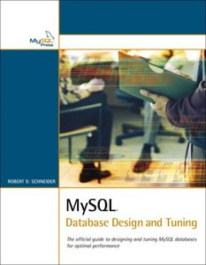 MySQL Database Design and Tuning (Paperback)-cover