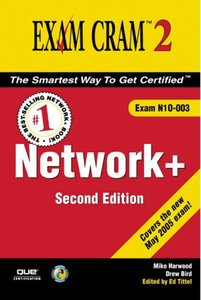 Network+ Exam Cram 2, 2/e-cover
