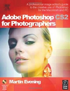 Adobe Photoshop CS2 for Photographers: A Professional Image Editor's Guide to the Creative Use of Photoshop for the Macintosh and PC (Paperback)-cover